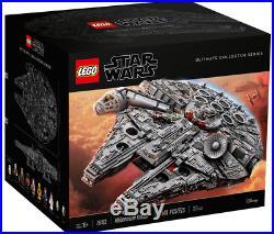 LEGO Star Wars Millennium Falcon 2017 (75192) new