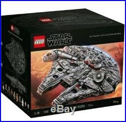 LEGO Star Wars Millennium Falcon 75192 NEW IN BOX