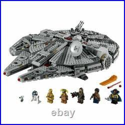 LEGO Star Wars Millennium Falcon 75257 BRAND NEW SEALED IN BOX