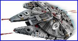 LEGO Star Wars Millennium Falcon Building Set 75257^^ Includes Minifigures^^