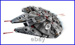 LEGO Star Wars Millennium Falcon, set 75257 NEW, Factory Sealed