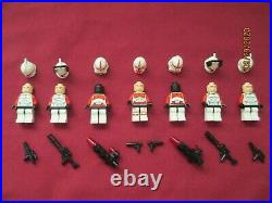 LEGO Star Wars Minifigures LOT, Clone Shock Troopers & Weapons