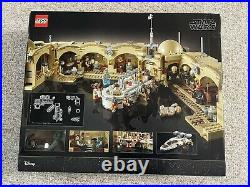 LEGO Star Wars Mos Eisley Cantina Set (75290) in hand, ready to ship new