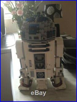 LEGO Star Wars R2-D2 2012 (10225) Used