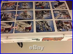 LEGO Star Wars Republic Dropship with AT-OT (10195) Brand New SEALED