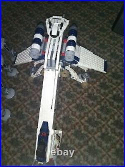 LEGO Star Wars Republic Dropship with AT-OT Walker 10195