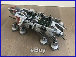 LEGO Star Wars Republic Dropship with AT-OT Walker 10195 COMPLETE