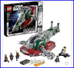LEGO Star Wars Slave 1 (75243) Brand New & Sealed