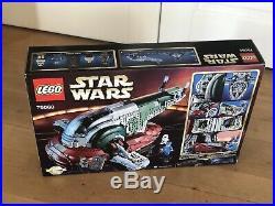 LEGO Star Wars Slave I (75060) Neu, Ungeöffnet