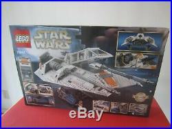 LEGO Star Wars Snowspeeder 75144 UCS Retired Brand New Sealed Box