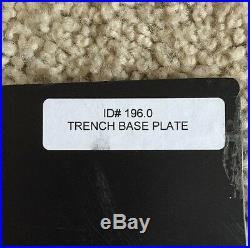 LEGO Star Wars Store Death Star Trench Contest Base Plate Ultra RARE