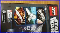 LEGO Star Wars Super Star Destroyer (10221) New & MISB! Retired