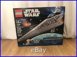 LEGO Star Wars Super Star Destroyer BNISB 10221