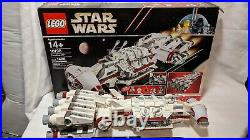 LEGO Star Wars Tantive IV 10198 100% Complete with Instructions, Minifigs, & Box