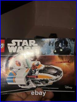 LEGO Star Wars The Ghost (75053) Phantom 75048 Phantom II 75140 Lot