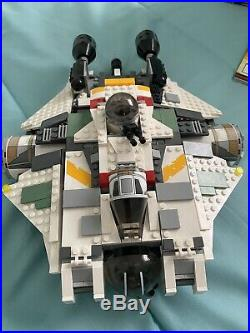 LEGO Star Wars The Ghost With The Phantom (compete Sets With Mini figures)
