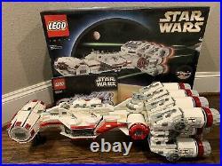 LEGO Star Wars UCS 10019 Rebel Blockade Runner (Tantive IV)