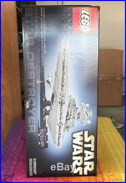 LEGO Star Wars UCS Imperial Star Destroyer (10030) NEW SEALED MINT IN BOX