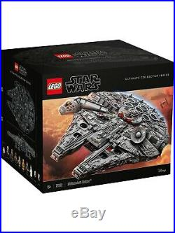 LEGO Star Wars UCS Millennium Falcon 75192 SEALED with FREE 30244 Polybag