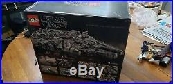 LEGO Star Wars UCS Millennium Falcon (75192) UCS SEALED NIB NEW