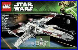 LEGO Star Wars UCS Red Five X-Wing Starfighter 10240 BRAND NEW SEALED