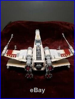 LEGO Star Wars UCS Red Five X-wing Starfighter (10240) 99% Complete