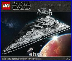 LEGO Star Wars Ultimate Collector Series Imperial Star Destroyer Set 75252