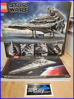 LEGO Star Wars Ultimate Collector Series Imperial Star Destroyer Set #75252 USED