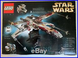 LEGO Star Wars Ultimate Collector Series X-Wing Fighter (7191) New Unopened