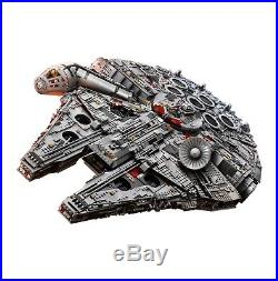 LEGO Star Wars Ultimate Millennium Falcon 75192 Building Kit 7541 Pieces