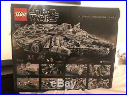 LEGO Star Wars Ultimate Millennium Falcon set (75192) New, unopened and sealed