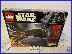 LEGO Star Wars Ultimate Rogue One Bundle Lot, New In Box Factory Sealed