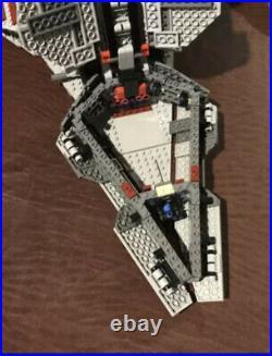LEGO Star Wars Venator-Class Republic Attack Cruiser (8039) Lot