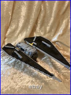 LEGO, Star Wars kit (republic gunship, AT-AT, AT-TE, TIE striker)