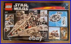 LEGO Star Wars set 6211 Imperial Star Destroyer Unopened Damaged Box
