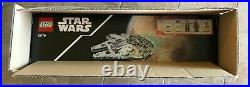LEGO UCS Millennium Falcon (10179) NEW IN SHIPPING BOX Retired Ultimate