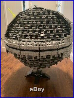 LEGO UCS Star Wars Death Star II 10143