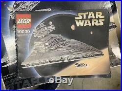 LEGO UCS Star Wars Imperial Star Destroyer (10030) with BOX and Instructions