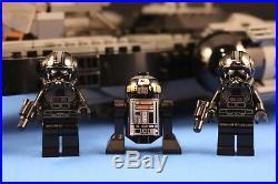 LEGO brick STAR WARS 8037 Republic STEALTH Y-WING FIGHTER CUSTOM MOC 100% LEGO