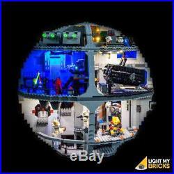 LIGHT MY BRICKS LED Light kit for LEGO Star Wars Death Star 75159 Lego Lights