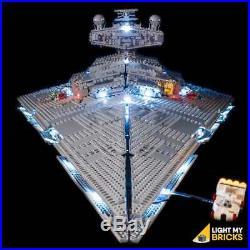 LIGHT MY BRICKS LED Light kit for LEGO UCS Imperial Star Destroyer 75252