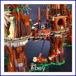 Le Village Ewok 10236 Star Wars Jeu De Construction Retour Jedi Scellé Complet