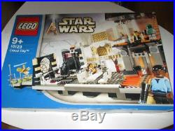 Lego 10123 Star Wars Cloud City OVP