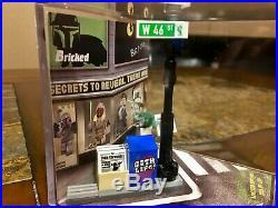 Lego 2013 I Love Ny Yoda Exclusive New York Toy Fair Nytf Diorama Sdcc Uber Rare