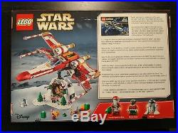 Lego 4002019 Employee Gift Christmas X-Wing Sealed in Box NEW STAR WARS XMAS