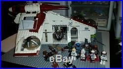 Lego 75021 star wars republic gunship and 75267
