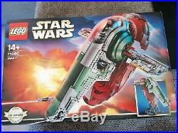 Lego 75060 UCS Star Wars Slave 1 OVP