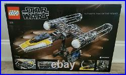 Lego 75181 Star Wars UCS Ultimate Collector Series Y-Wing Starfighter New Sealed