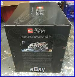 Lego 75192 Star Wars Millennium Falcon, Brand New & Unopened With Shipping Box