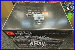Lego 75192 Star Wars UCS Millennium Falcon Ultimate Collector Series Built 16+